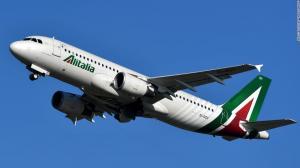 Konec letalske družbe Alitalia