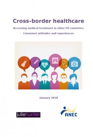 Čezmejno zdravstveno varstvo: izkušnje potrošnikov