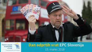 Svetovni dan potrošnikov - Dan odprtih vrat EPC Slovenija 2018