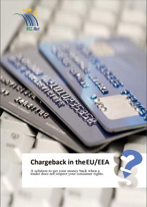 Chargeback oz. postopek finančnega povračila