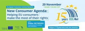 Mreža EPC praznuje 15 let čezmejnega varstva potrošnikov