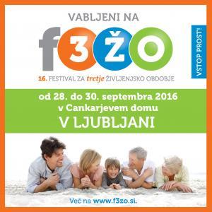 EPC Slovenija na Festivalu za tretje življenjsko obdobje