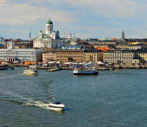 Skupina slovenskih potnikov na Finskem tri dni brez prtljage