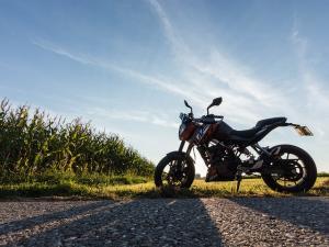 Nakup novega motornega kolesa v Nemčiji – zaplet pri vračilu DDV