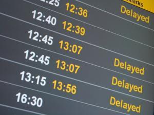 Aktualne težave pri letalskih prevozih - informacije in nasveti za potnike