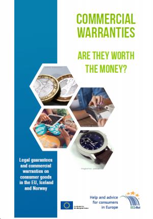 Poročilo mreže EPC: Razširjena jamstva-ali so vredna plačila?