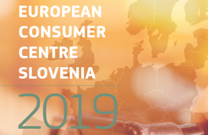 Report on the work of the European Consumer Centre Slovenia 2019