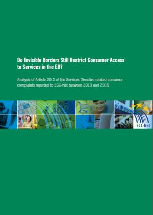 Potrošniki v EU še vedno soočeni z neupravičeno diskriminacijo na podlagi državljanstva in prebivališča