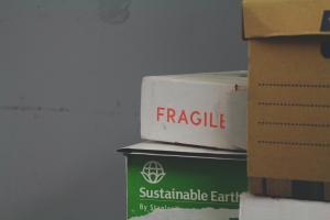 Poškodovan dostavljeni izdelek