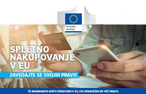 Spletno nakupovanje v EU - zavedajte se svojih pravic